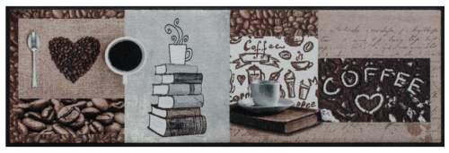 Fußmatte Läufer Coffee Brau